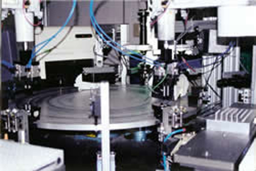 Sophisticated System Makes Process fully Automatic & Robotic